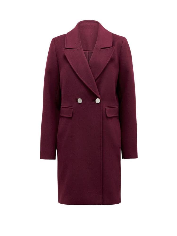 Amelia Crombie Coat