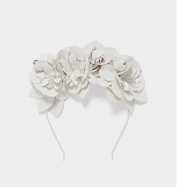 <b>Penelope</b><br>PU Flower Bud Crown