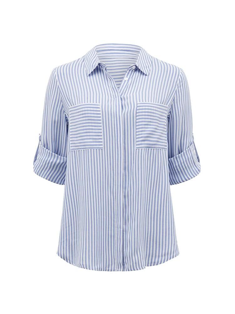 Mabel Stripe Shirt