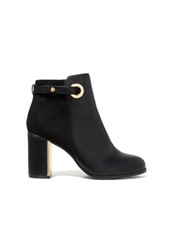 Blake Block Heel Boots