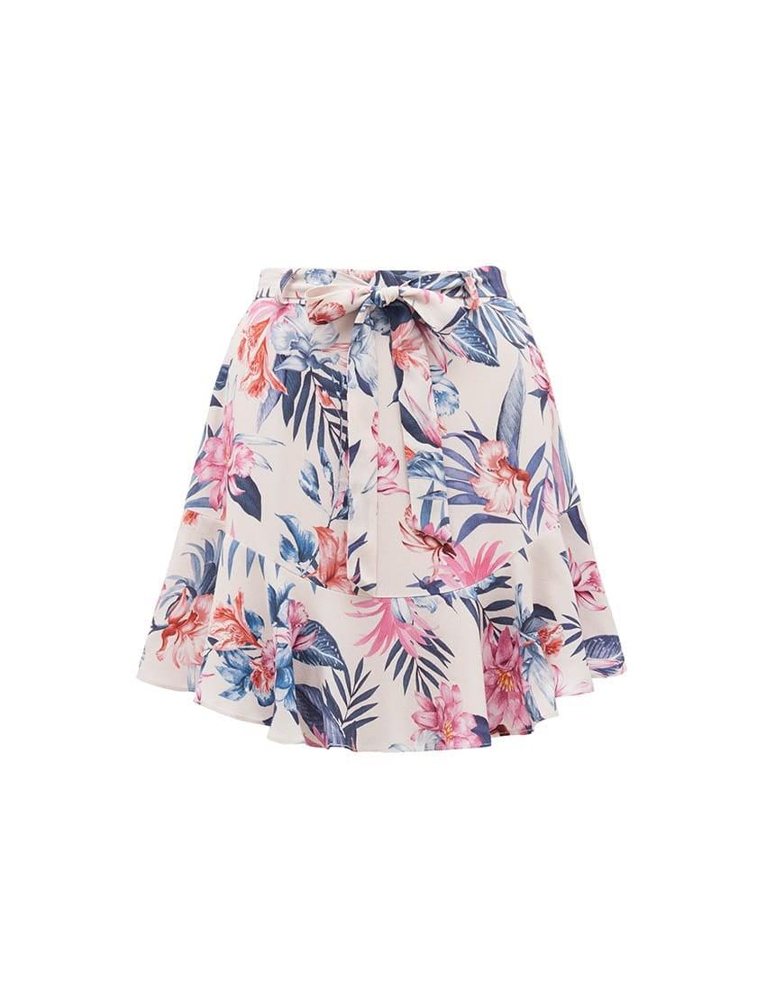 Tilly Flippy Co-ord Mini Skirt