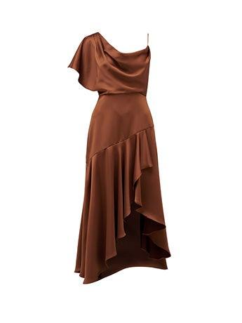 Ariana One-Shoulder Dress