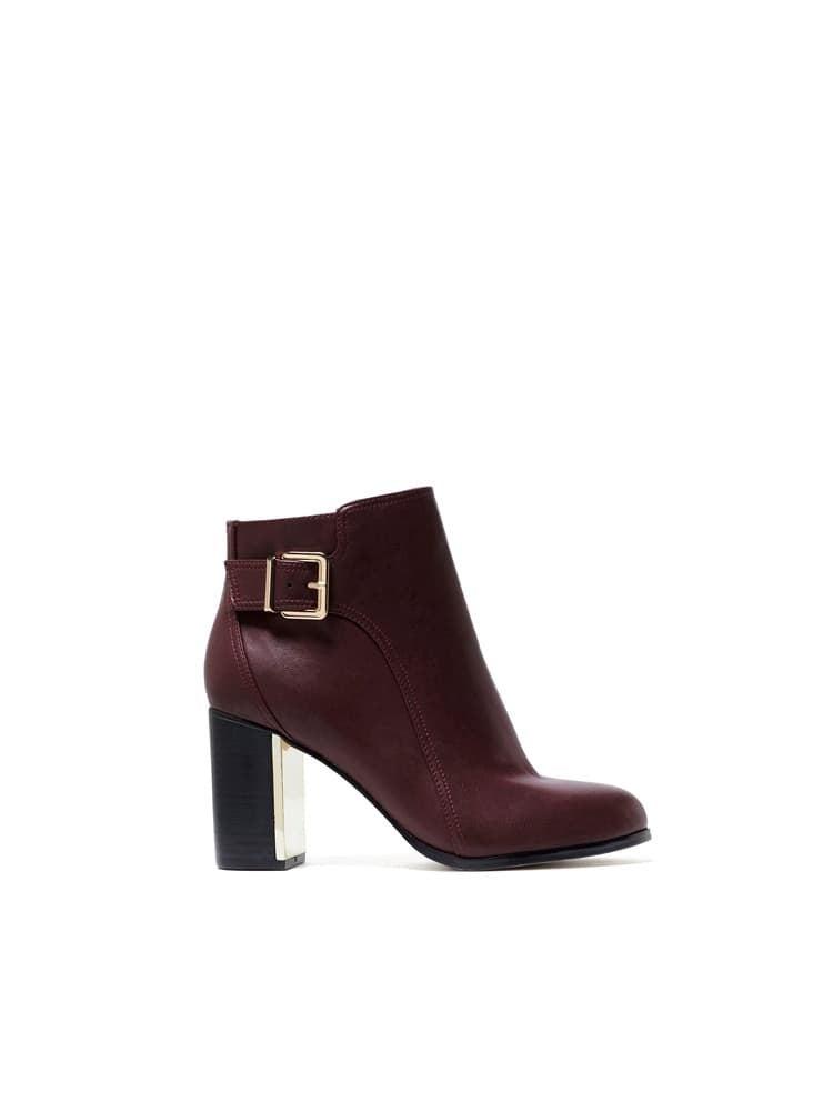 Karina Block Heel Boots