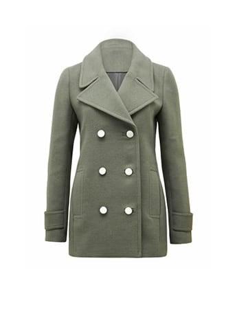 Anna Pea Coat