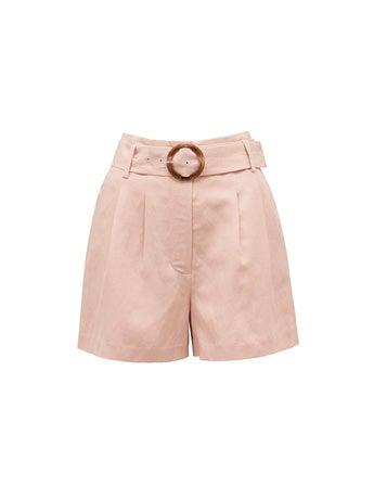 Camilla Tort Buckle Shorts