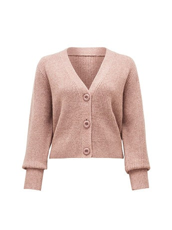 Thea Button Knitted Cardigan