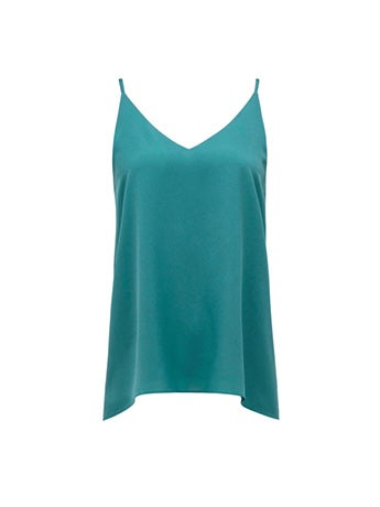 Karima Deep V Cami Top
