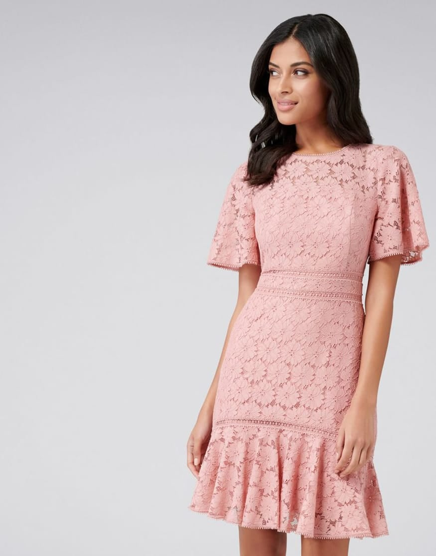 Stephanie Lace Dress