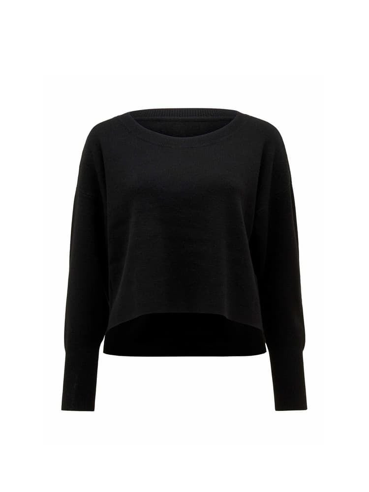 Dahlia Crop Jumper