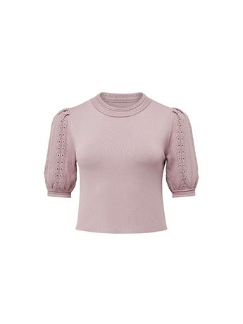 Candice Co-ord Knitted Top