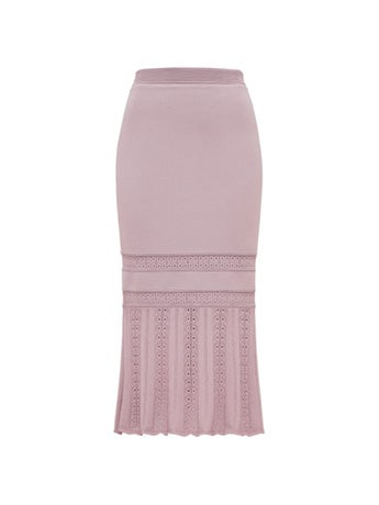 Candice Co-ord Knitted Skirt