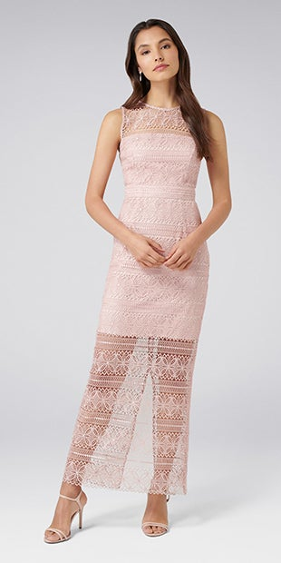 Marnie Lace<br />Column Dress