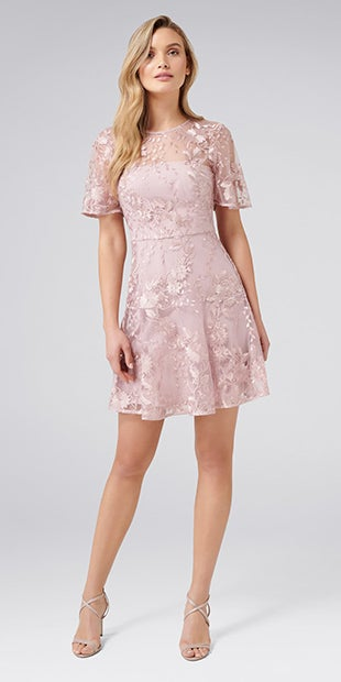 Ashton<br />Embroidered Dress