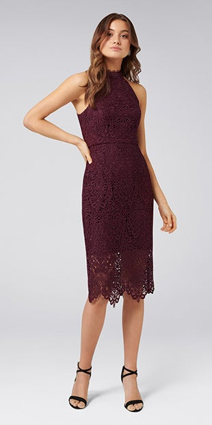 Beverley Lace<br />Pencil Dress