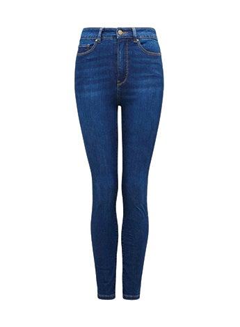 <b>BELLA</b><br/>High-Rise Sculpting Jeans