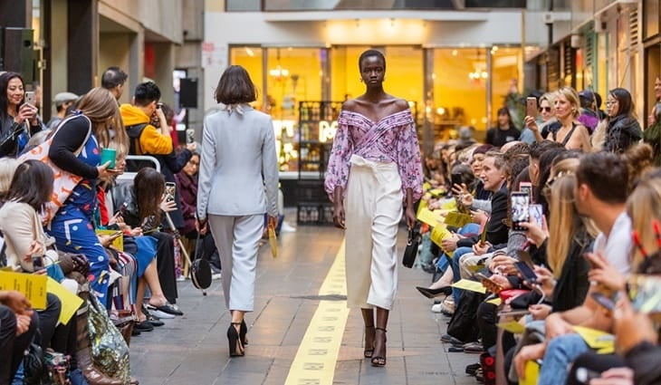 Forever New at Melbourne Spring Fashion Week