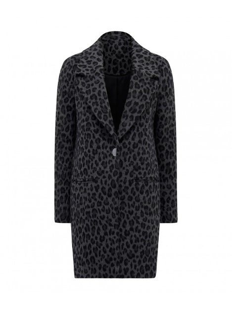 Khloe Leopard Jacket