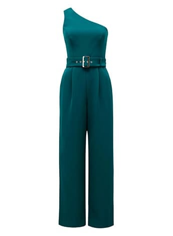 Bonnie One-Shoulder Jumpsuit