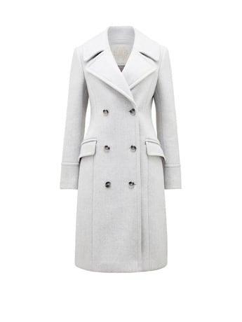 Brit Maxi Coat