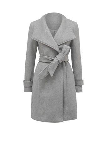 Melody Wrap Coat