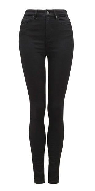 <b>Helena</b><br />High-Rise<br />Full Length Jeans