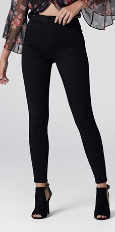 HIGH WAIST MADISON JEGGING