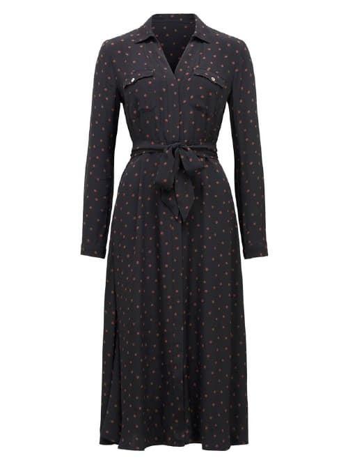 Clover Petite<br>Maxi Shirt Dress