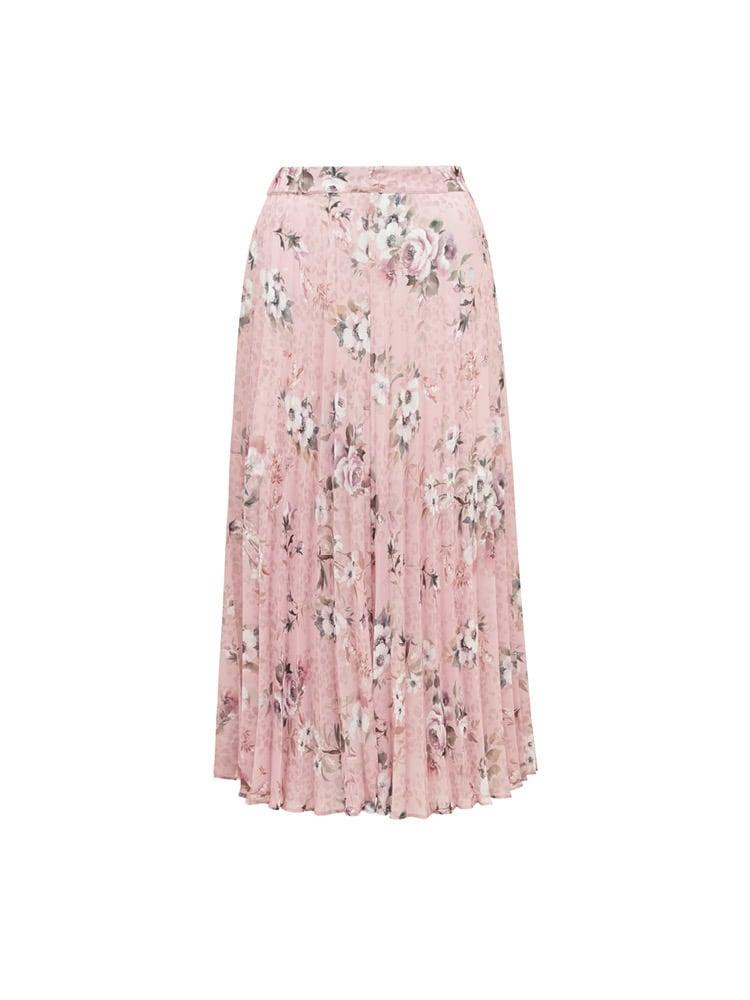 Georgie Pleated Skirt