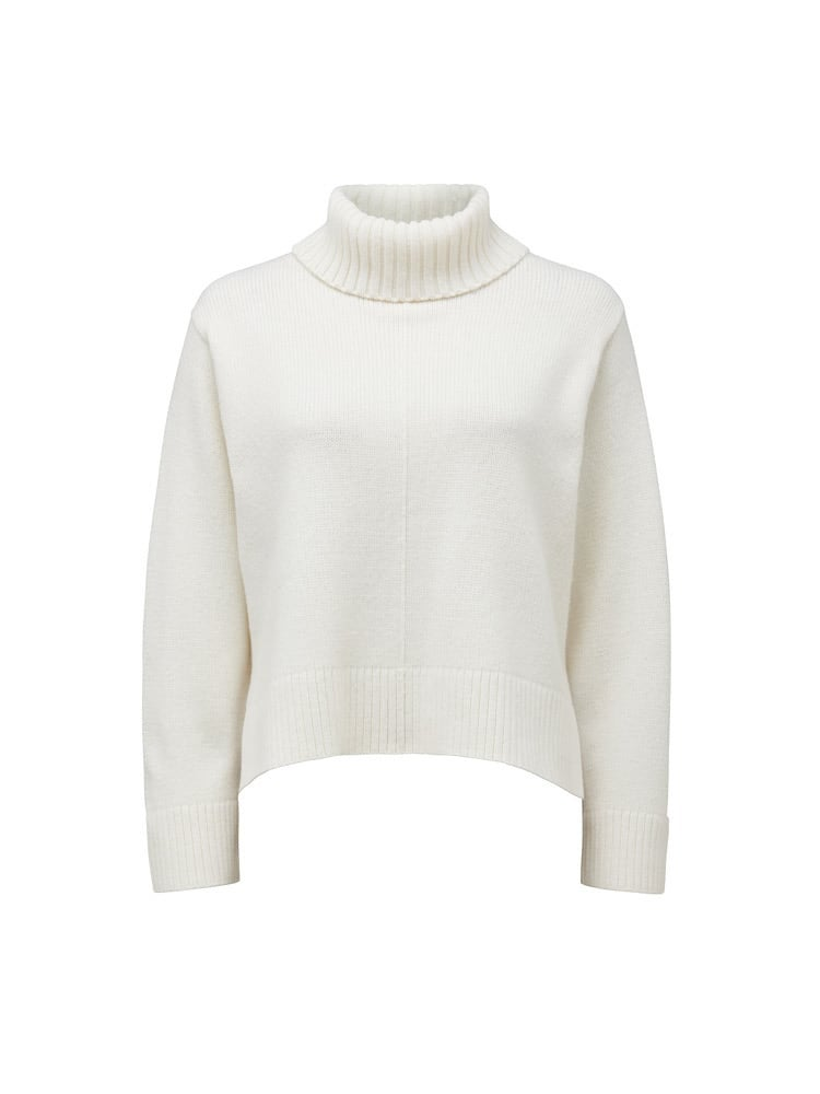 7845397724d Tori Roll Neck Jumper