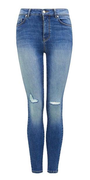 <b>Zoe</b><br />Zoe Mid Rise Ankle<br />Grazer Jeans