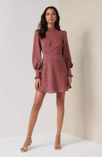 Esme Jacquard Mini Dress