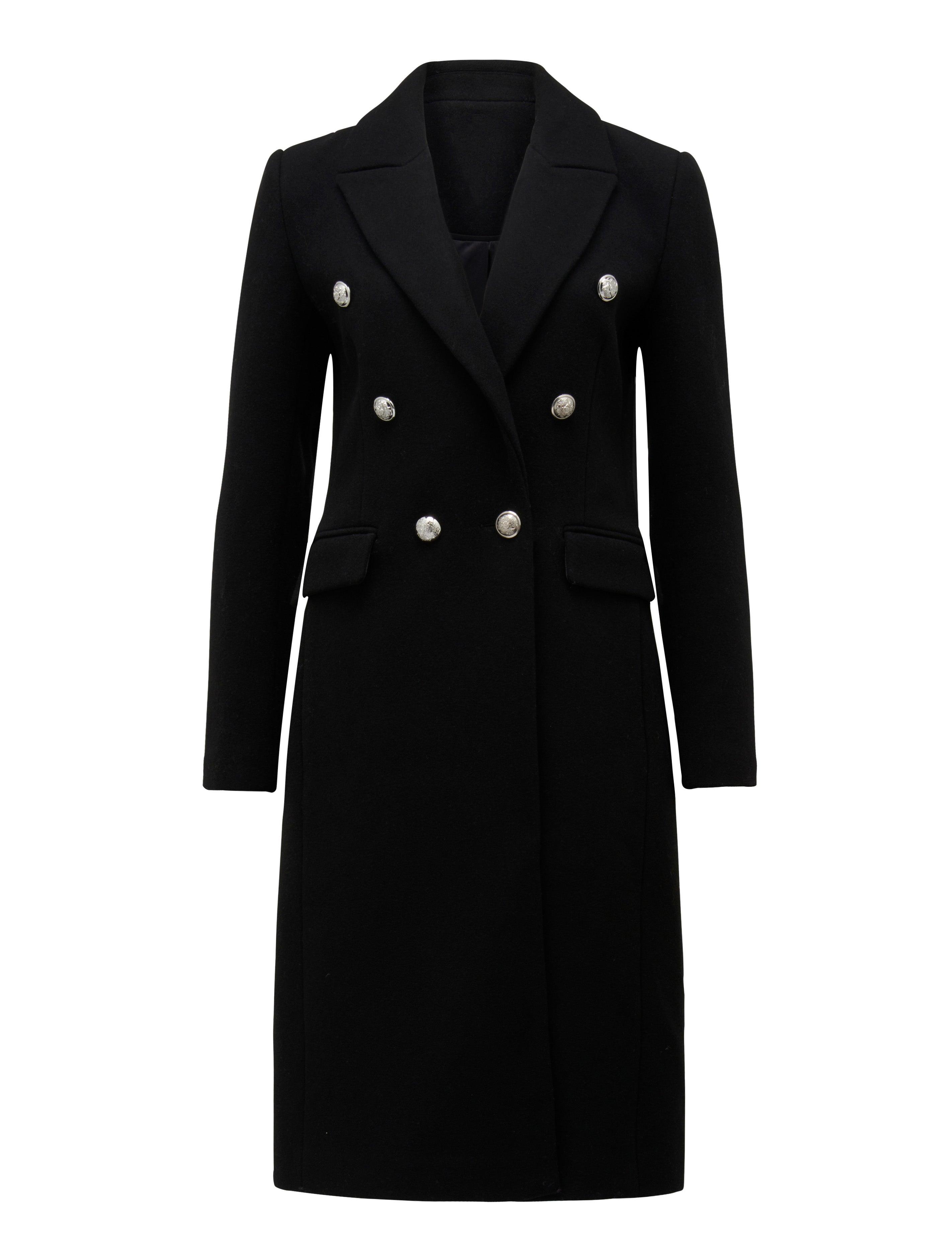 Sammy Military Coat