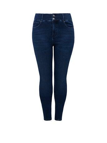 Monica Curve Full-Length Jeans