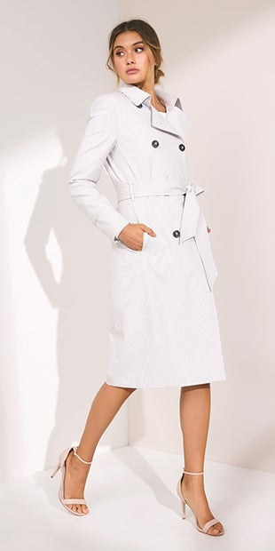 TESSA TRENCH COAT