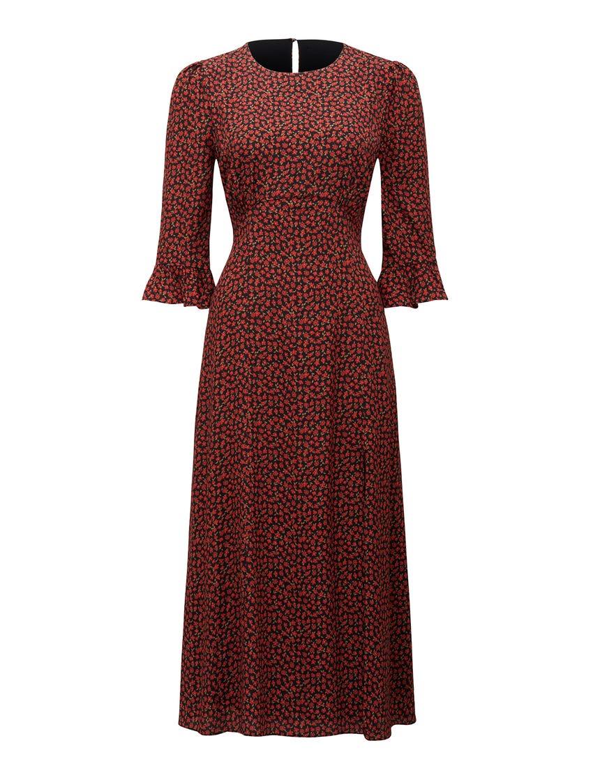 Elena Midi Dress