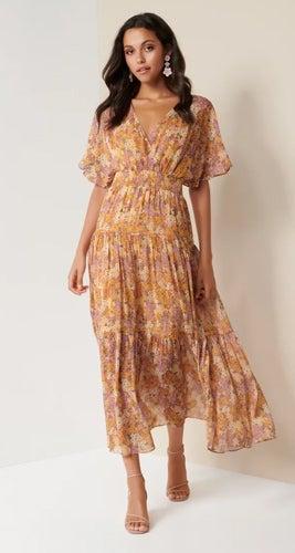 Darla Tiered Maxi Dress