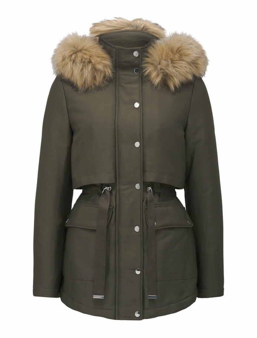 Adrianna Parka Jacket