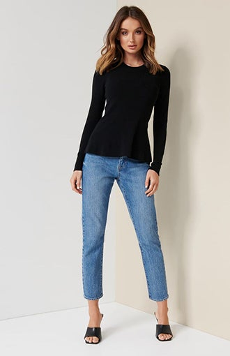 Cora Waisted Jumper