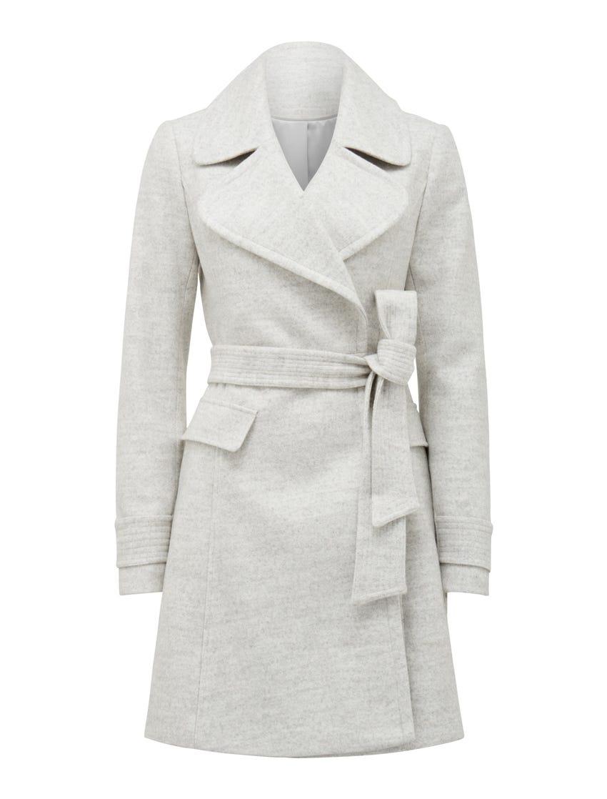 Mia Fit & Flare Coat