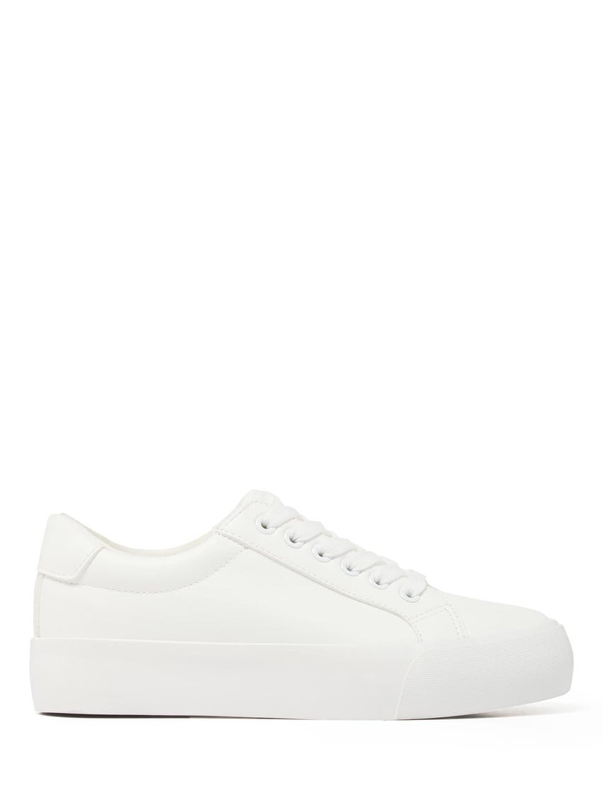 Astra Low-Top Flatform Sneakers