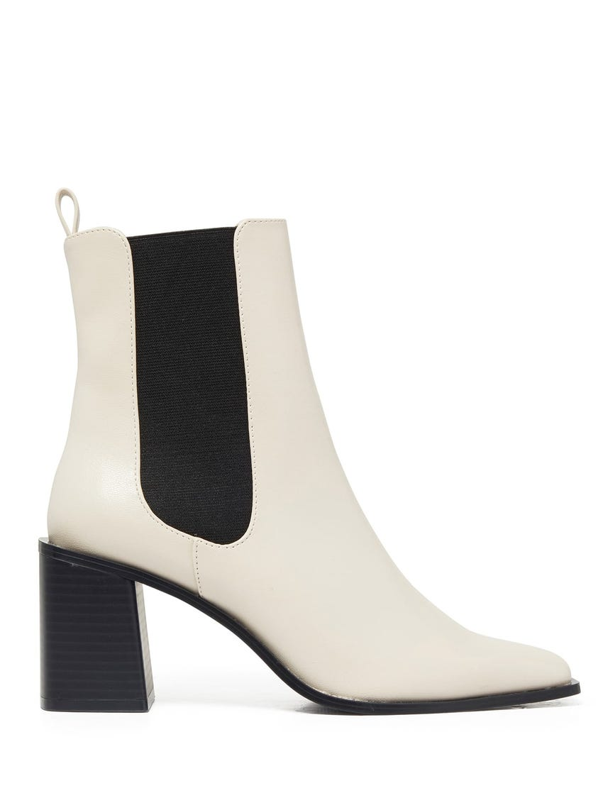 Hunter Block Heel Boot