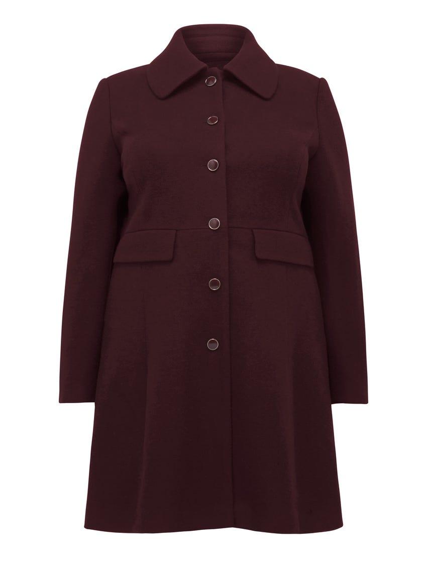 Emily Curve Dolly Coat