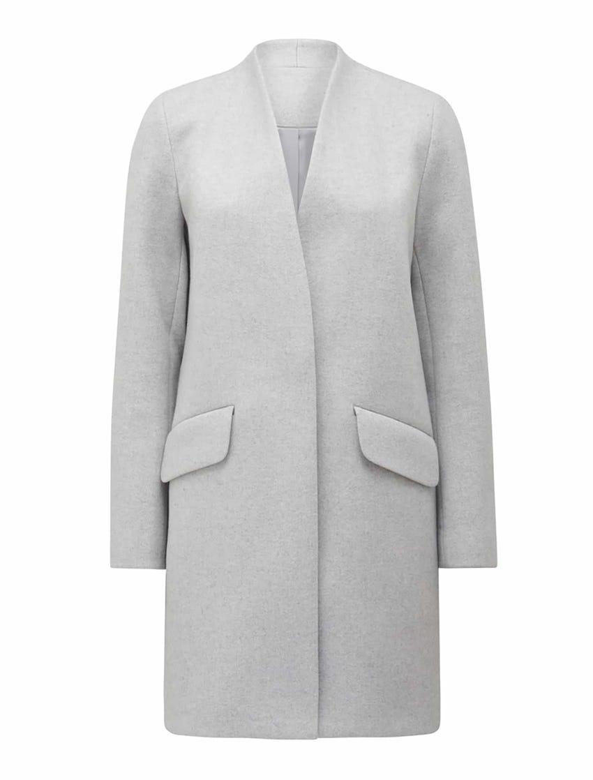 Alison Cocoon Coat