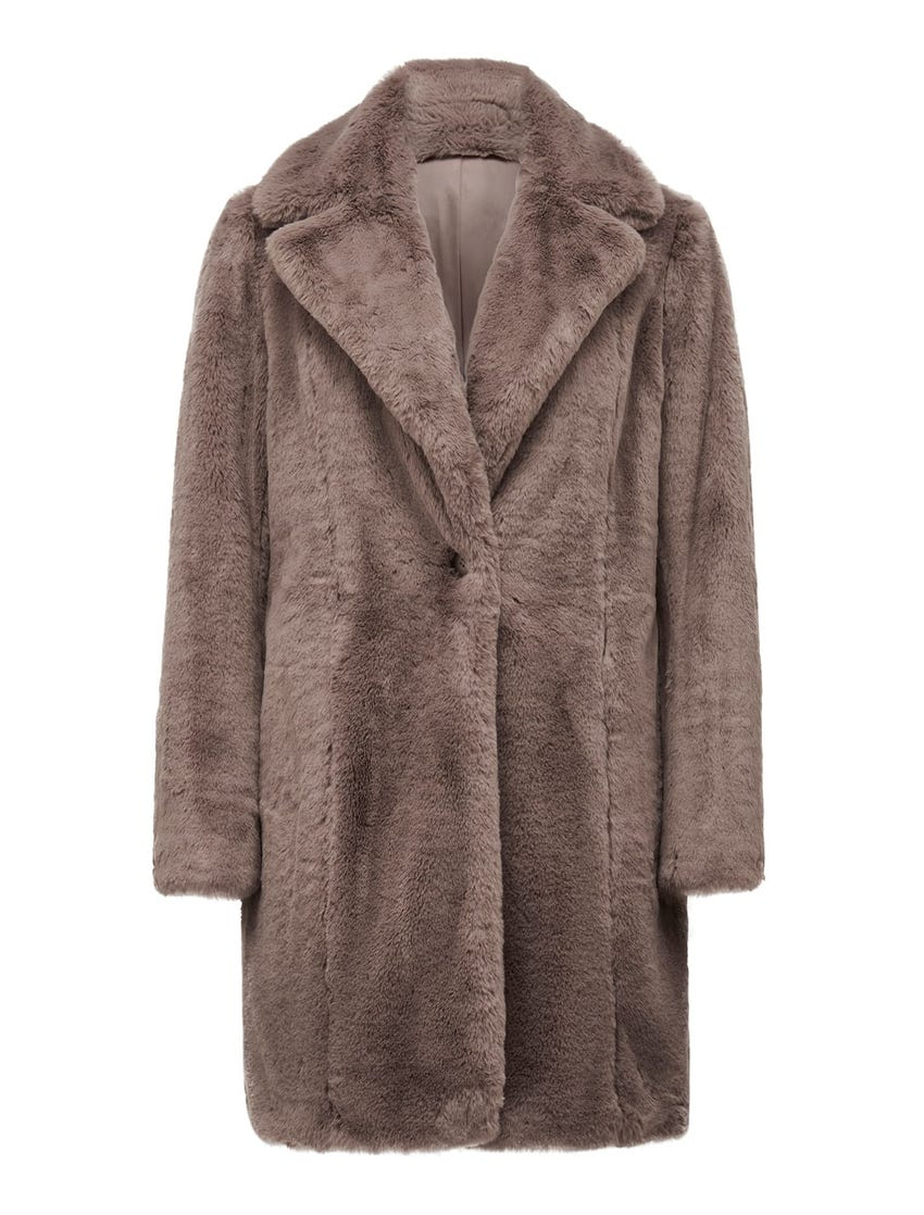 Alexis Faux Fur Coat