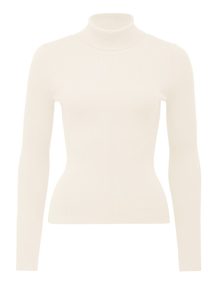 Leona Roll Neck Layering Knit Jumper