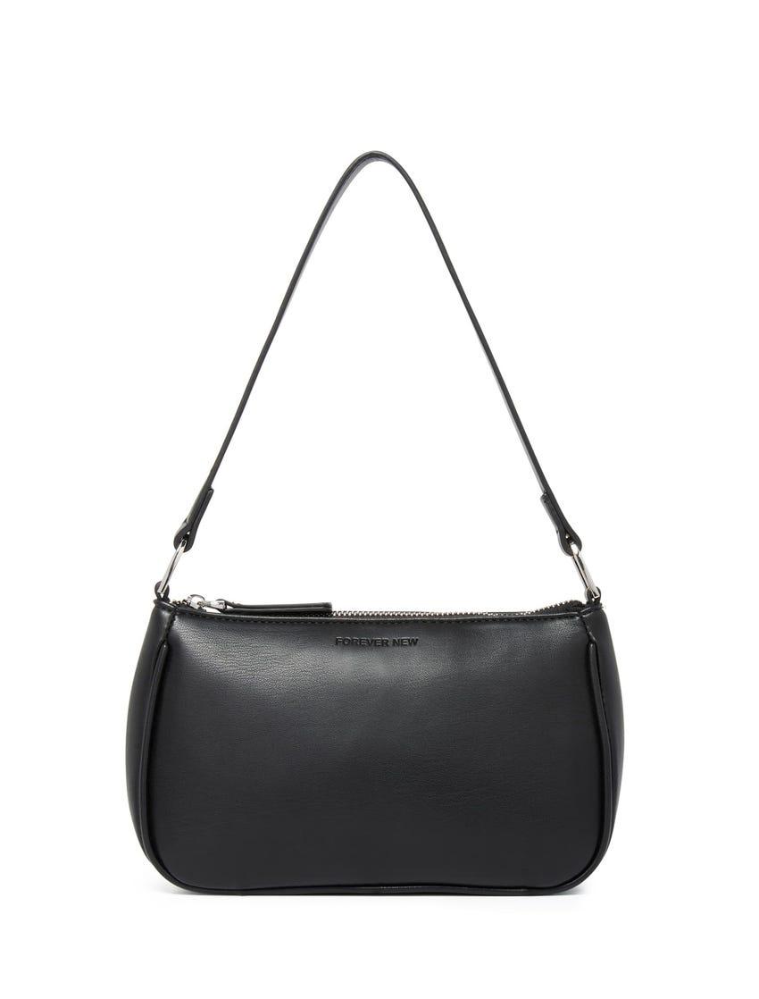 Belle Baguette Bag Black