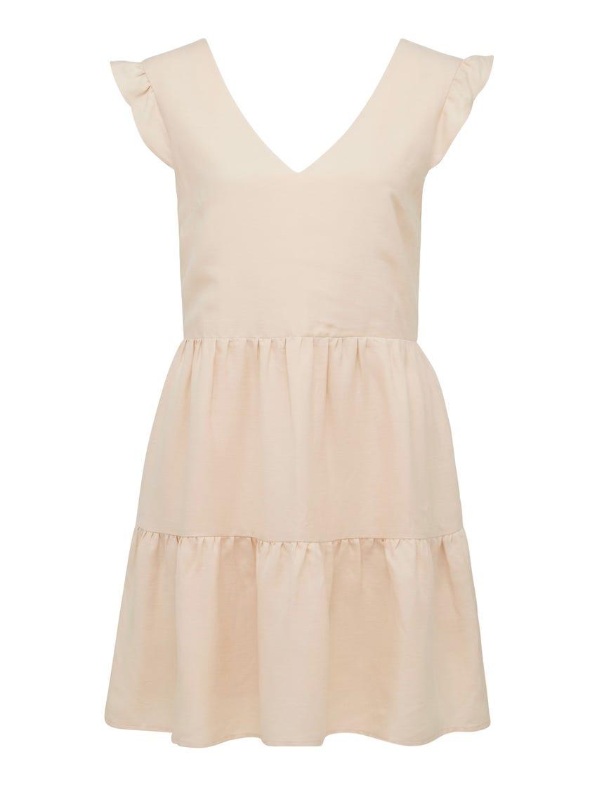 Janelle Smock Mini Dress