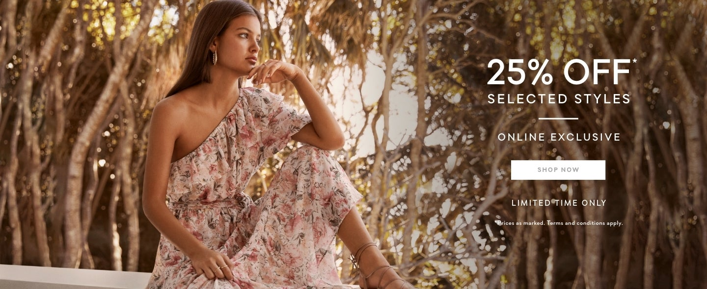 Forever New Women's Clothing | 25% Off Selected Styles