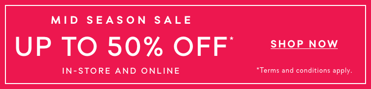 Mid Season Sale | Up to 50% Off on Sale Styles - Forever New, Women's Clothing