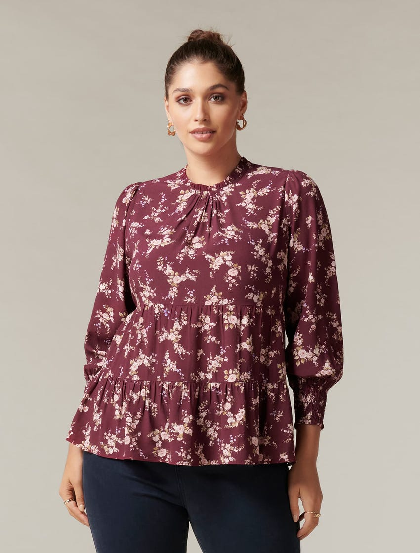 Shop Forever New Curve Tops